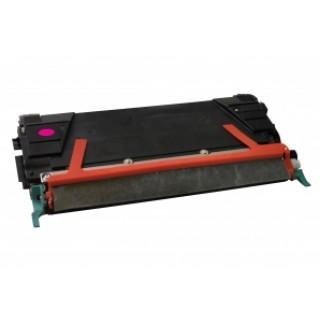 PAPAGEI Toner Rebuilt Lexmark C734A2MG (C734) 6.000 Seiten magenta