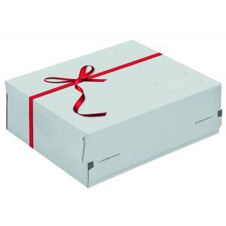 Geschenkkarton mit Schleifenmotiv