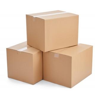 Versandkarton 45 x 34 x 30 cm braun