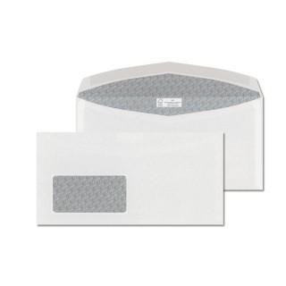 ÖKI Fensterkuvert Classic C6/5CLA80FIS 100 Stück DIN C6/5 gummiert 80g/m² weiß