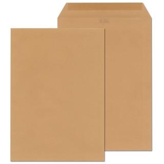 ÖKI Versandtaschen 10 Stück C4 90 g/m² gummiert braun