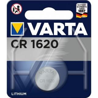 VARTA Knopfzelle CR1620 Lithium 3V