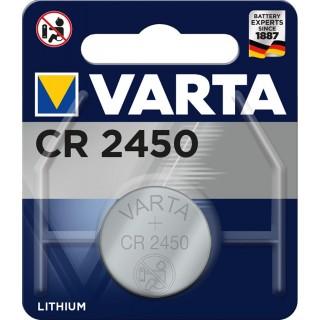 VARTA Batterie CR2450 Lithium 3V