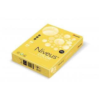 NIVEUS Color intensiv Kopierpapier A4 80 g/m² 500 Blatt kanariengelb