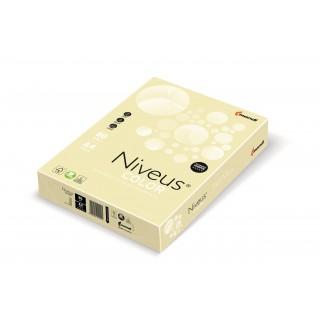 NIVEUS Color pastell Kopierpapier A4 160 g/m² 250 Blatt vanille