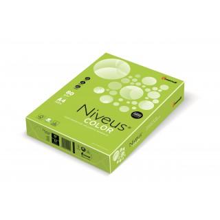 NIVEUS Color intensiv Kopierpapier A4 160 g/m² 250 Blatt lindengrün