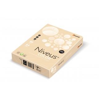 NIVEUS Color pastell Kopierpapier A4 160 g/m² 250 Blatt creme