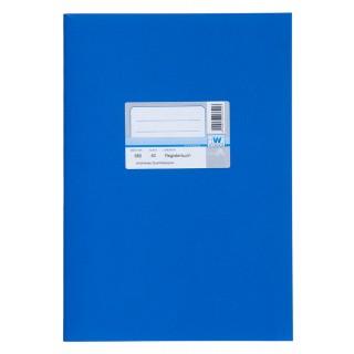 WURZER Registerheft W662 A4 liniert 40 Blatt