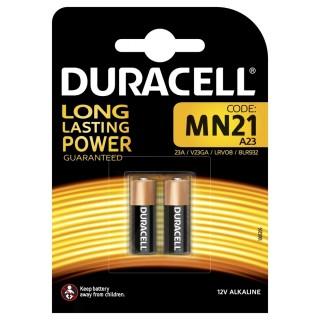 DURACELL Batterie MN21 12 V 2 Stück