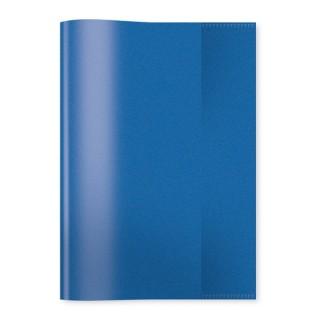 Heftschoner DIN A5 PP 150µm glatt blau