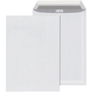 ÖKI Versandtasche Classic C4T-ÖF/CLA120 250 Stück DIN C4 mit Haftstreifen ohne Fenster 120g/m² weiß