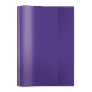 Heftschoner DIN A5 PP 150µm glatt violett