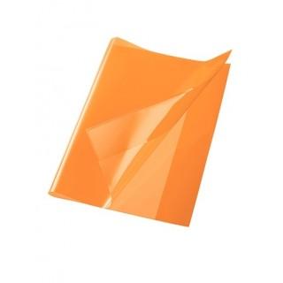 Heftschoner DIN A4 PP 150µm glatt orange
