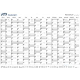 STAEDTLER Jahresplaner 2019