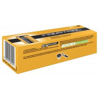 DURACELL Blockbatterie Industrial MN1604 9 Volt 10 Stück