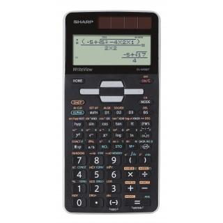 SHARP Taschenrechner EL-W506T-GY