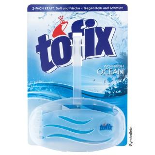 TOFIX WC Korb gefüllt Ocean 2 Stück