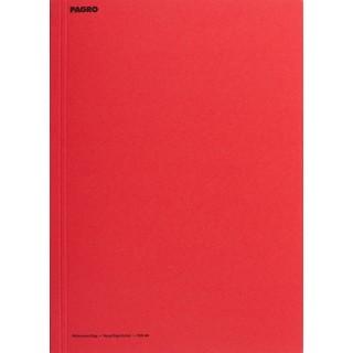PAGRO Aktenumschlag Karton A4 rot