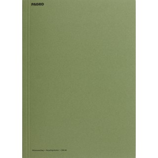 PAGRO Aktenumschlag Karton A4 grün