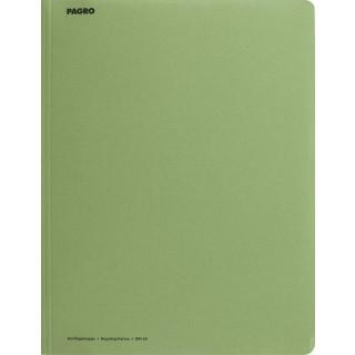 PAGRO Flügelmappe Karton A4 grün