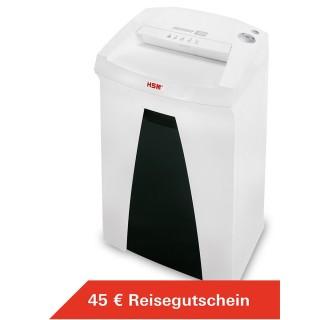 HSM Aktenvernichter Securio B22 3,9 x 30 mm Partikelschnitt weiß