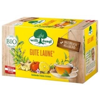 WILLI DUNGL Wellness Tee Bio Gute Laune 20 Beutel