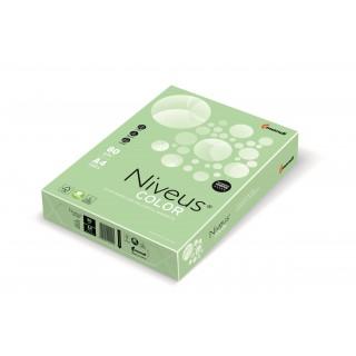 NIVEUS Color Kopierpapier A4 120 g/m² 250 Blatt mittelgrün