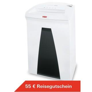 HSM Aktenvernichter Securio B24 1,9 x 15 mm Partikelschnitt weiß