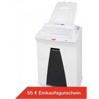 HSM Aktenvernichter Securio AF300 4,5 x 30 mm Partikelschnitt weiß