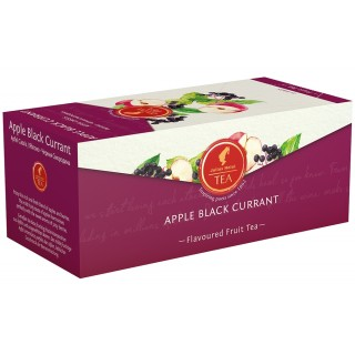 JULIUS MEINL Früchtetee Apfel Cassis 25 Beutel
