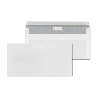 ÖKI Kuvert 1000 Stück C6/5 80 g/m² gummiert weiß