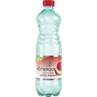 RÖMERQUELLE Emotion 6 Flaschen à 0,75 Liter Apfel-Ribisel