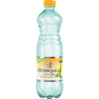 RÖMERQUELLE Emotion 6 Flaschen à 0,75 Liter Birne-Melisse