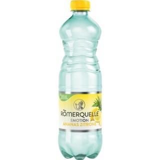 RÖMERQUELLE Emotion 6 Flaschen à 0,75 Liter Ananas-Zitrone