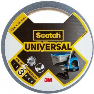 SCOTCH Geweband Extremium Universal 2904 1 Rolle 48mm x 10m silber
