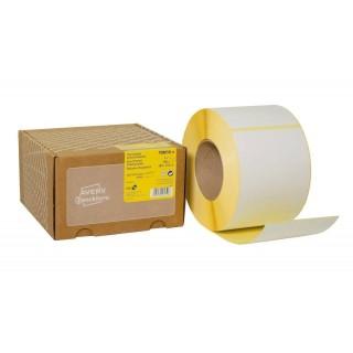 AVERY ZWECKFORM Thermotransferetiketten TT8050-76 750 Etiketten 102 x 152 mm weiß