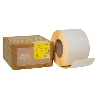AVERY ZWECKFORM Thermotransferetiketten TT8060-76 600 Etiketten 103 x 199 mm weiß