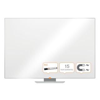 NOBO Whiteboard Classic mit Stahloberfläche 1500 x 1000 mm weiß