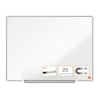 NOBO Whiteboard Impression Pro Emaille 45 x 60 cm weiß