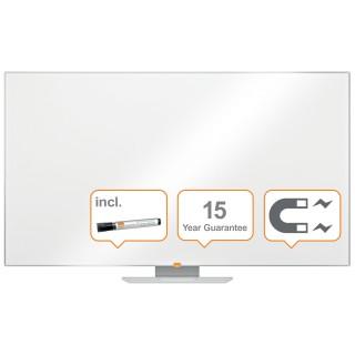 """NOBO Widescreen NanoClean™ Whiteboard mit Stahloberfläche 156 x 88cm (70"""") weiß"""