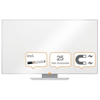 """NOBO Widescreen NanoClean™ Whiteboard mit Emailleoberfläche 123 x 70cm (55"""") weiß"""