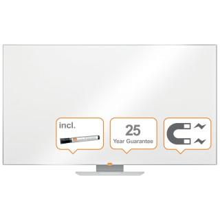 """NOBO Widescreen NanoClean™ Whiteboard mit Emailleoberfläche 156 x 88cm (70"""") weiß"""