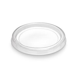 Deckel für Dressingcup 100 Stück mit PLA-Beschichtung glasklar