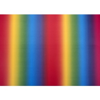 FOLIA Fotokarton 50 x 70 cm 300 g/m² Regenbogen bunt