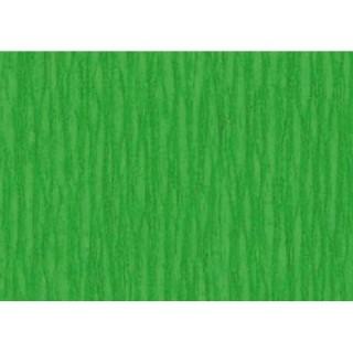 FOLIA Krepppapier 10 Bögen 50 x 250 cm gelbgrün