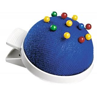 LEGAMASTER Nadelkissen mit Clip 242000 blau