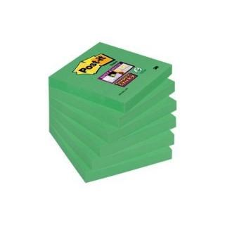 narzissengelb liniert narzissengelb Post-it/® 660-S Super Sticky Notes 6 Bl/öcke /à 75 Blatt 102 x 152 mm