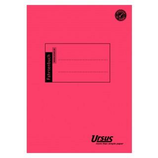 URSUS Fahrtenbuch T154 A5 40 Blatt