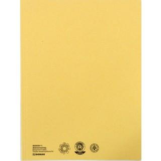 DONAU Aktenumschlag A4 gelb