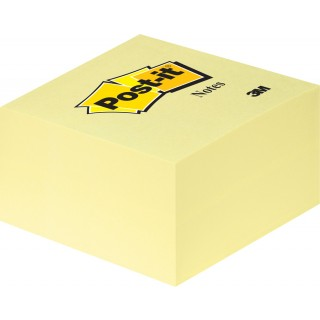POST-IT Haftnotiz 76 x 76 mm 450 Blatt gelb